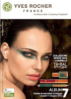 Tribal Attitude – Collezione Estate 2012 Yves Rocher
